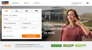 Autoscout24.be la référence européenne dans l'annonce automobile et un gage de fiabilité.