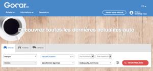 Gocar.be est un site qui recense les annonces automobiles en belgique : neuf et occasion, vous y trouverez votre bonheur.