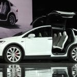 SUV Tesla Model X