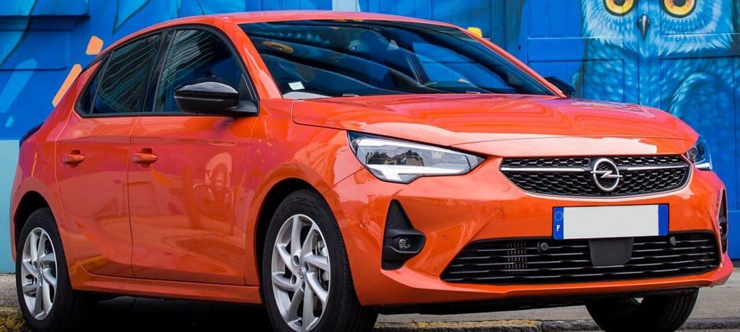 Aide pour choisir la nouvelle Opel Corsa F