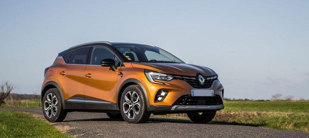 Aide pour choisir le nouveau Renault Captur 2
