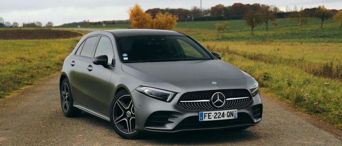 Essai de la nouvelle Mercedes Classe A