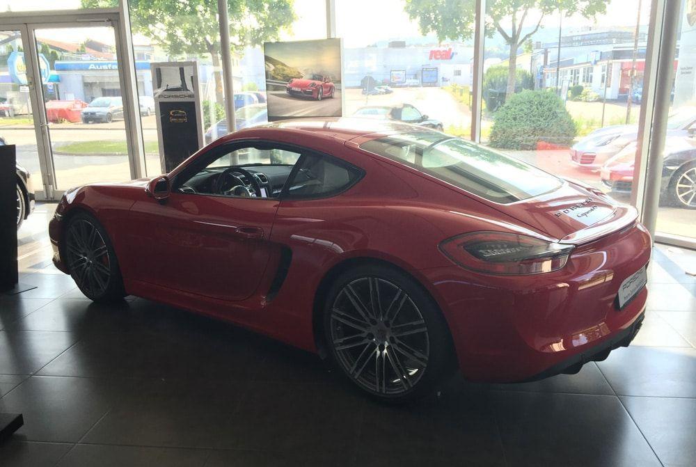 Les garanties que l'on peut mettre en place sur une Porsche