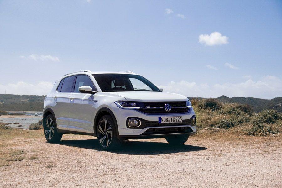 Essai du Volkswagen T-Cross R-Line