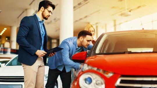 Les types de carrosserie des voitures