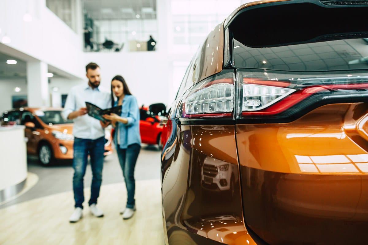 Les marques et modèles de voitures