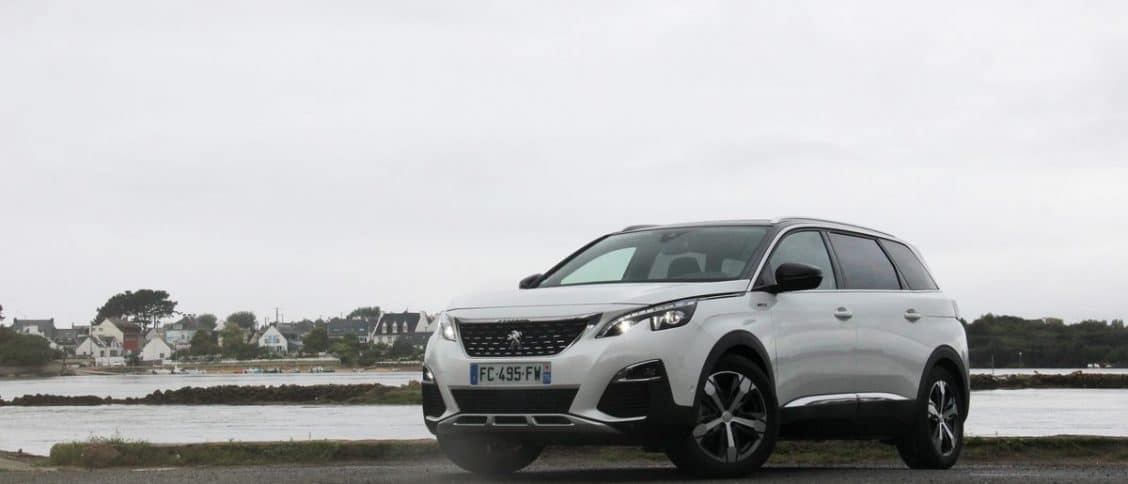 Essai du Peugeot 5008