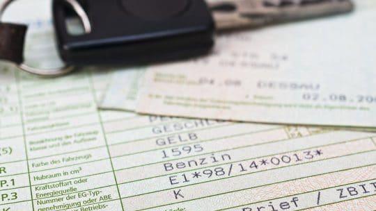 La liste des documents obligatoire pour importer une voiture en France