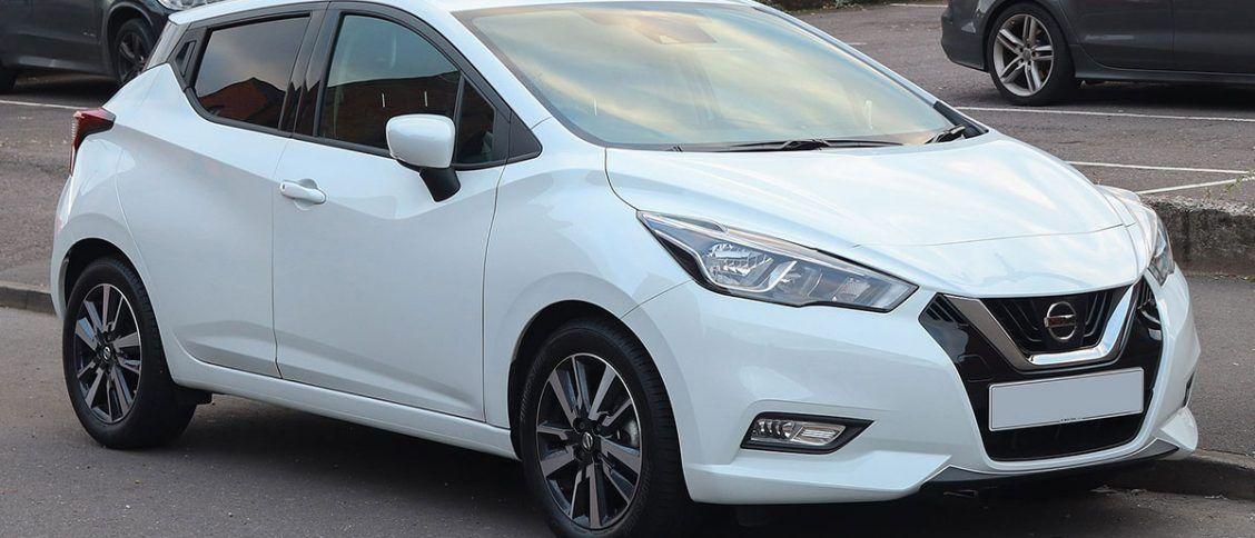 Nissan Micra K14