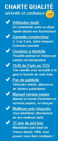 Les services Auto Centrale