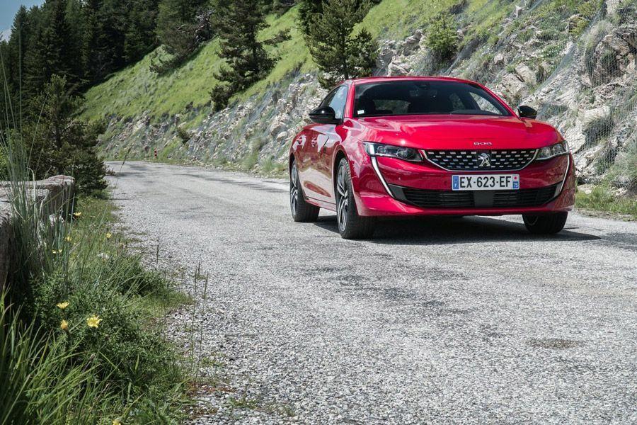 Caroom essaye la Peugeot 508 sur route
