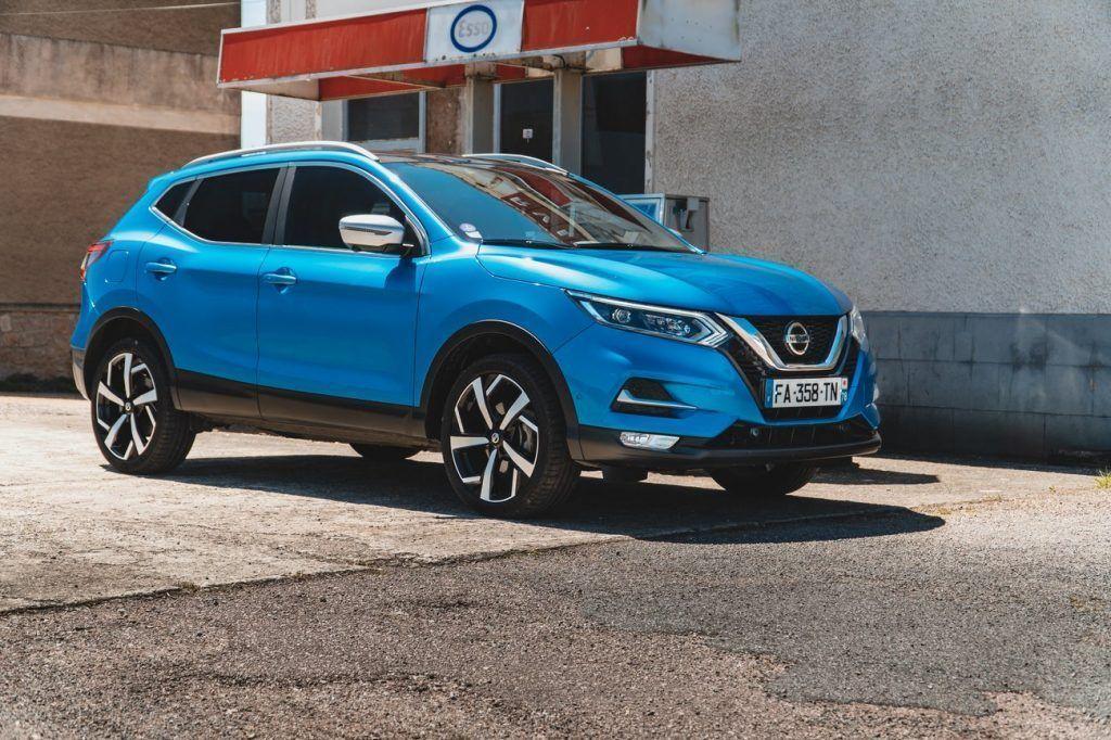 Le Nissan Qashqai de 2019