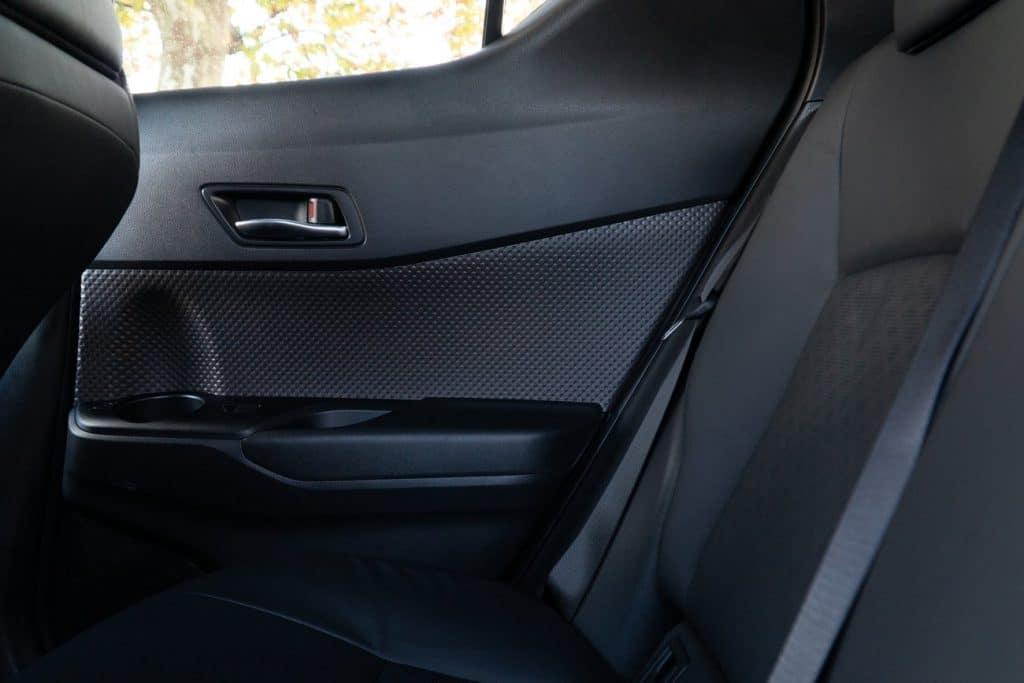 Garniture des portes intérieur du Toyota C-HR