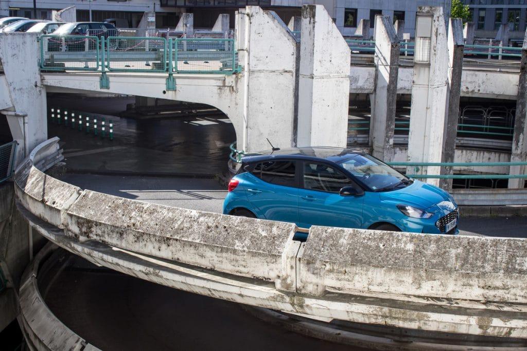 Essai en conduite de la Hyundai i10