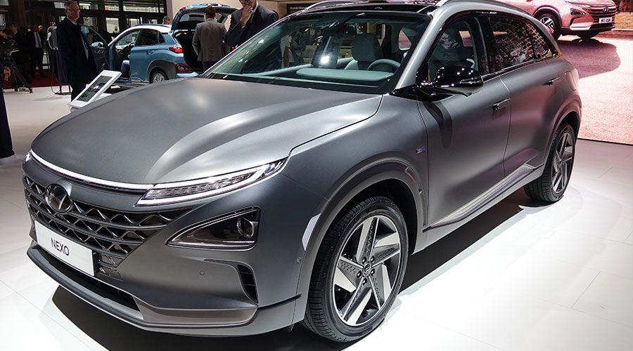 SUV Hyundai Nexo