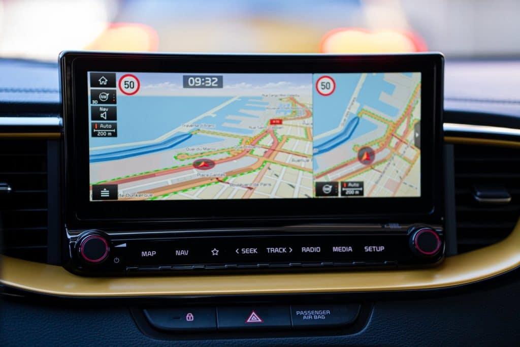 Le GPS du XCeed