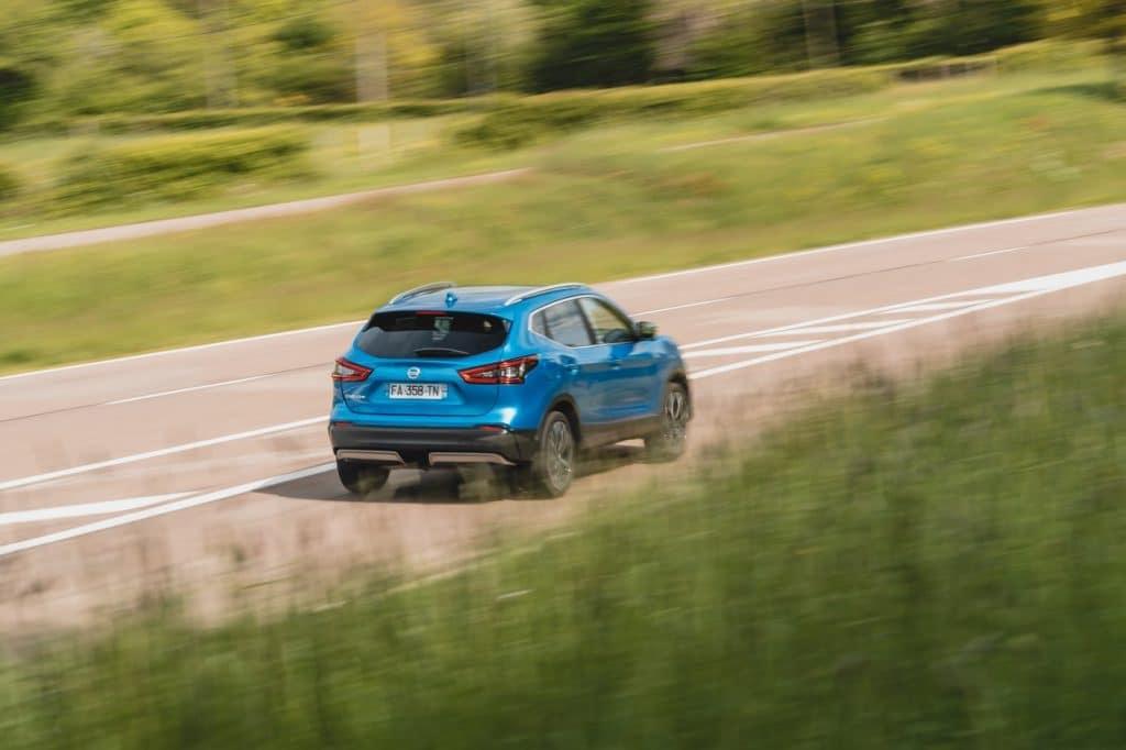 Le test routier du Nissan Qashqai