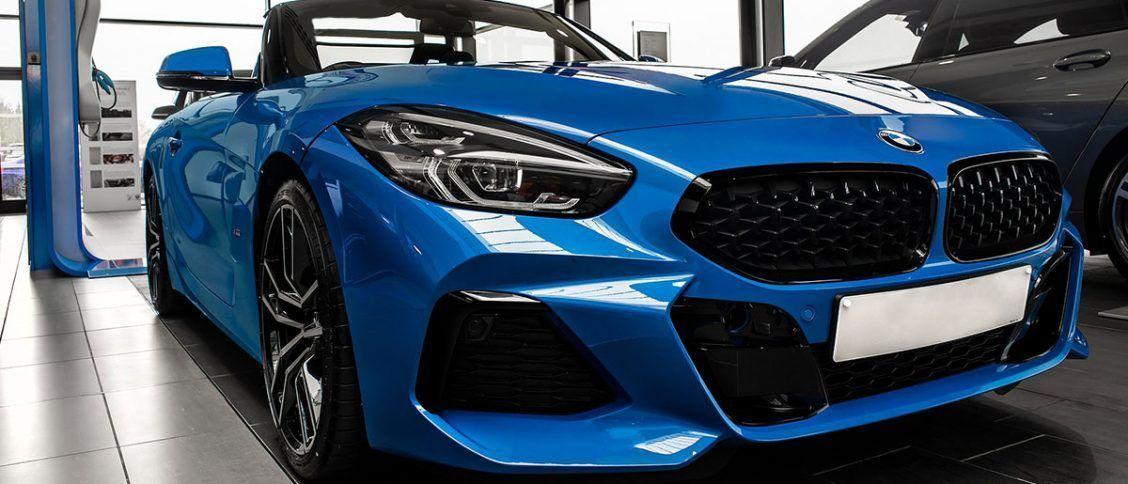 BMW Z4 sDrive 20i MSport