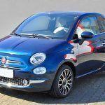 Citadine Fiat 500