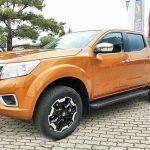 Pickup Nissan Navara