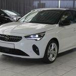 Citadine Opel Corsa F