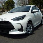 Citadine Toyota Yaris 4