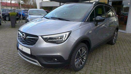 Opel Crossland X 120 ans