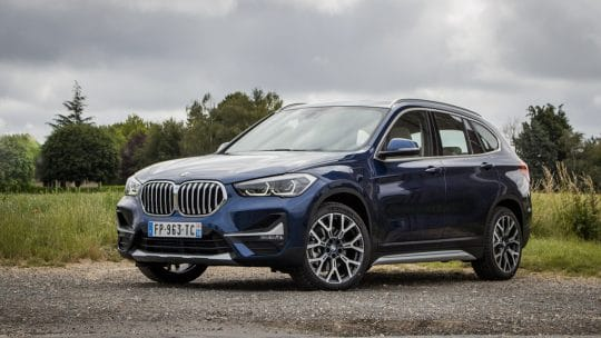 Essai du BMW X1 xDrive 25e