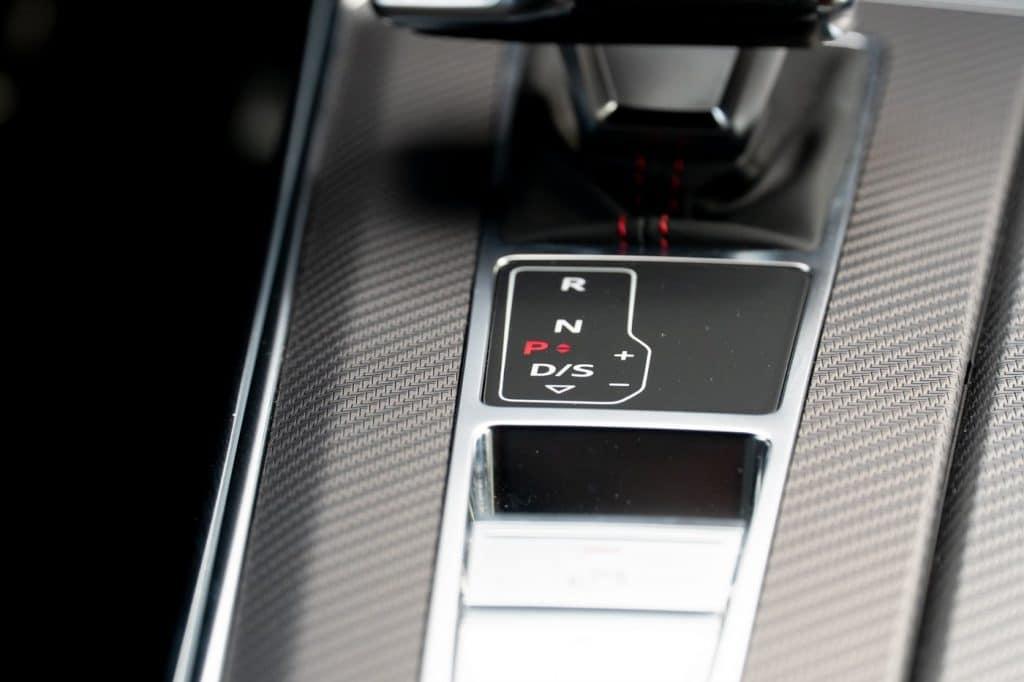 Boîte de vitesse automatique de l'Audi RS6