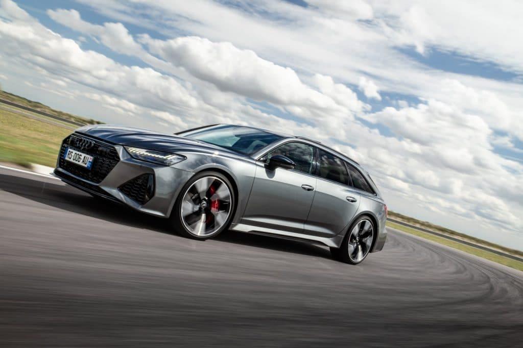 Essai de l'Audi RS6 Avant