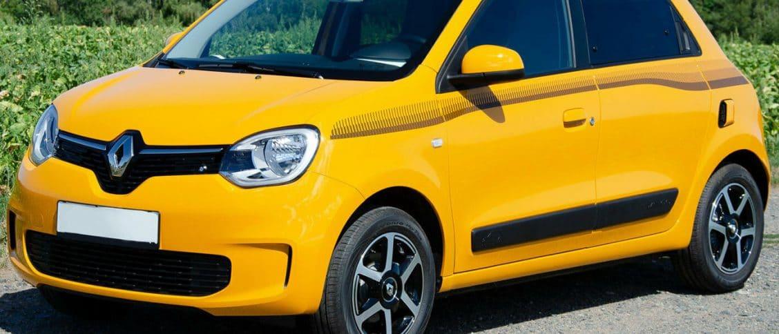 Renault Twingo III phase 2