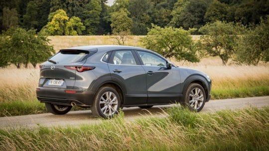 Essai du Mazda CX-30