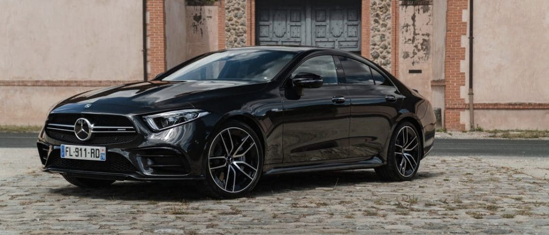 Essai du Mercedes-AMG CLS 53