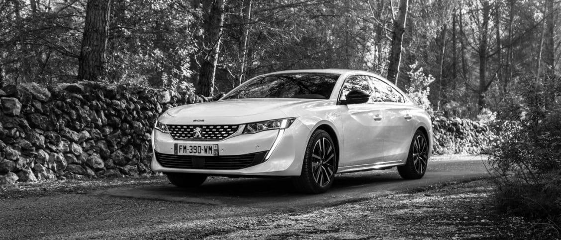 Essai de la Peugeot 508 Hybrid