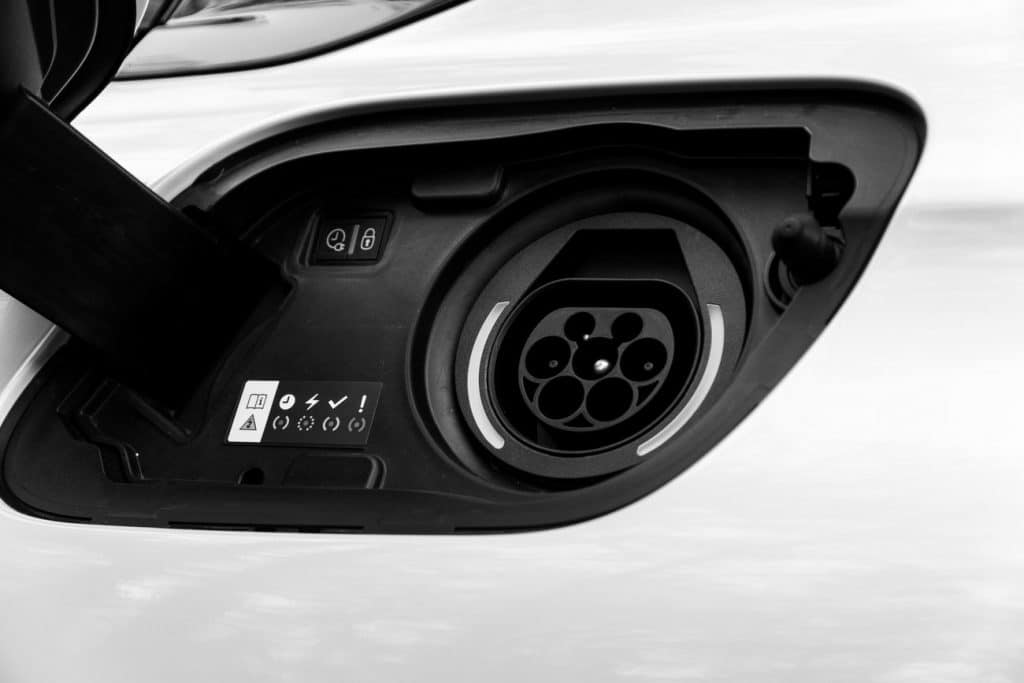 Embout recharge Peugeot 508 Hybrid