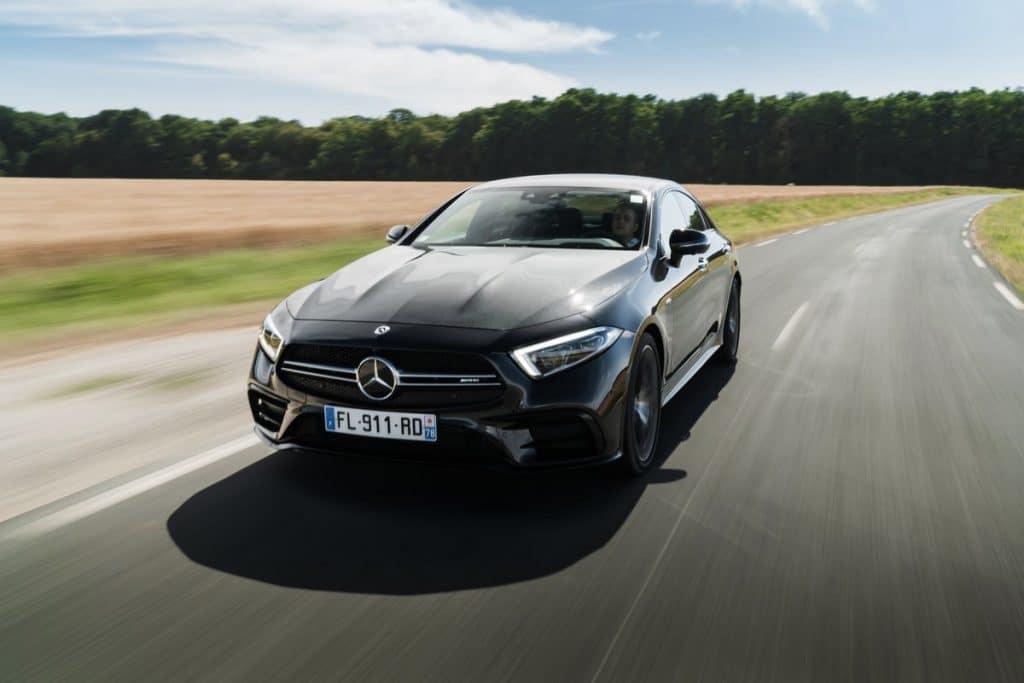 Test sur route du Mercedes-AMG CLS 53