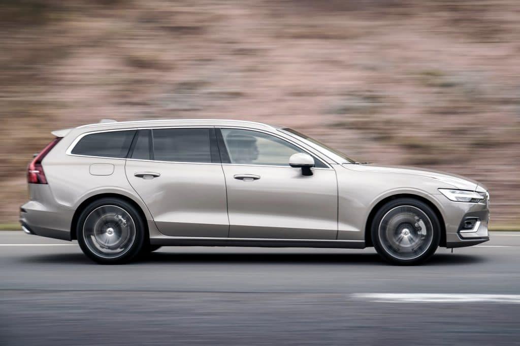 Essai en conduite du Volvo V60
