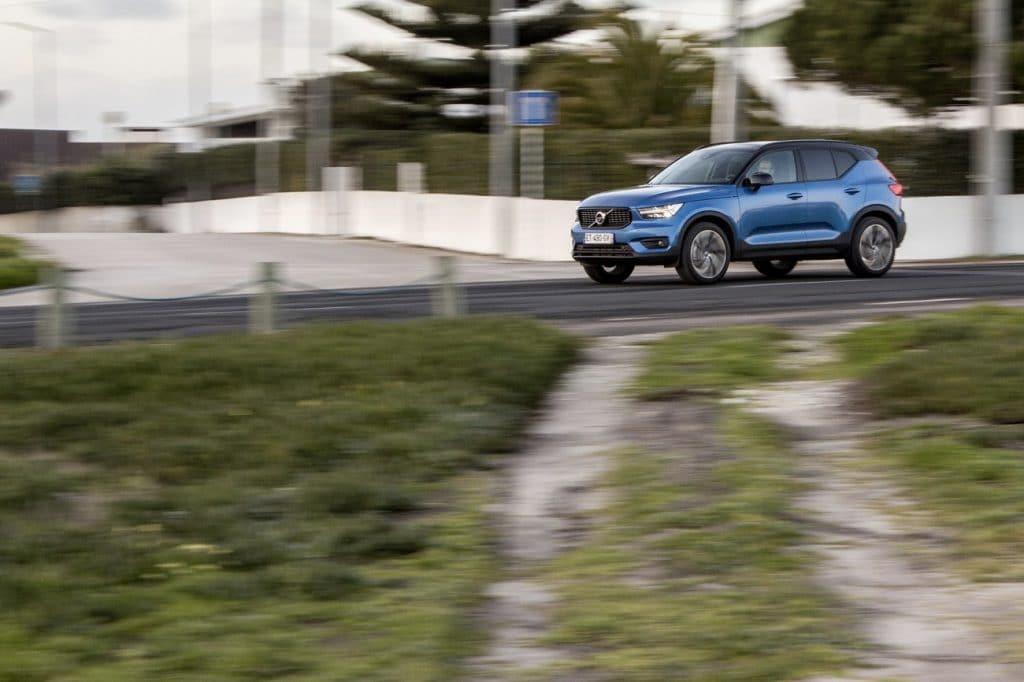 Test sur route du Volvo XC40