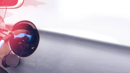 Zoom sur la recharge d'une voiture électrique