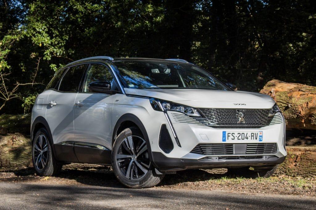 Essai auto du Peugeot 3008