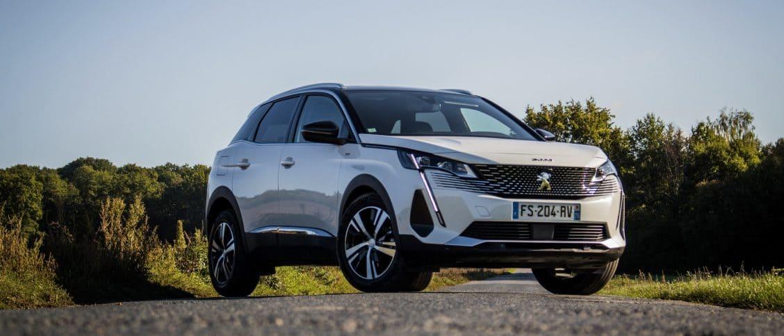 Essai en conduite du Peugeot 3008