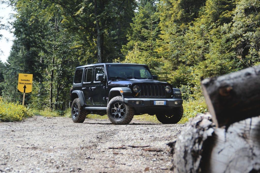 Test auto du Jeep Wrangler