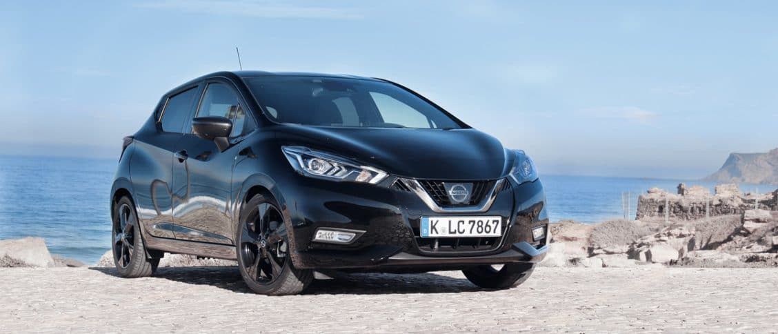Essai auto de la Nissan Micra