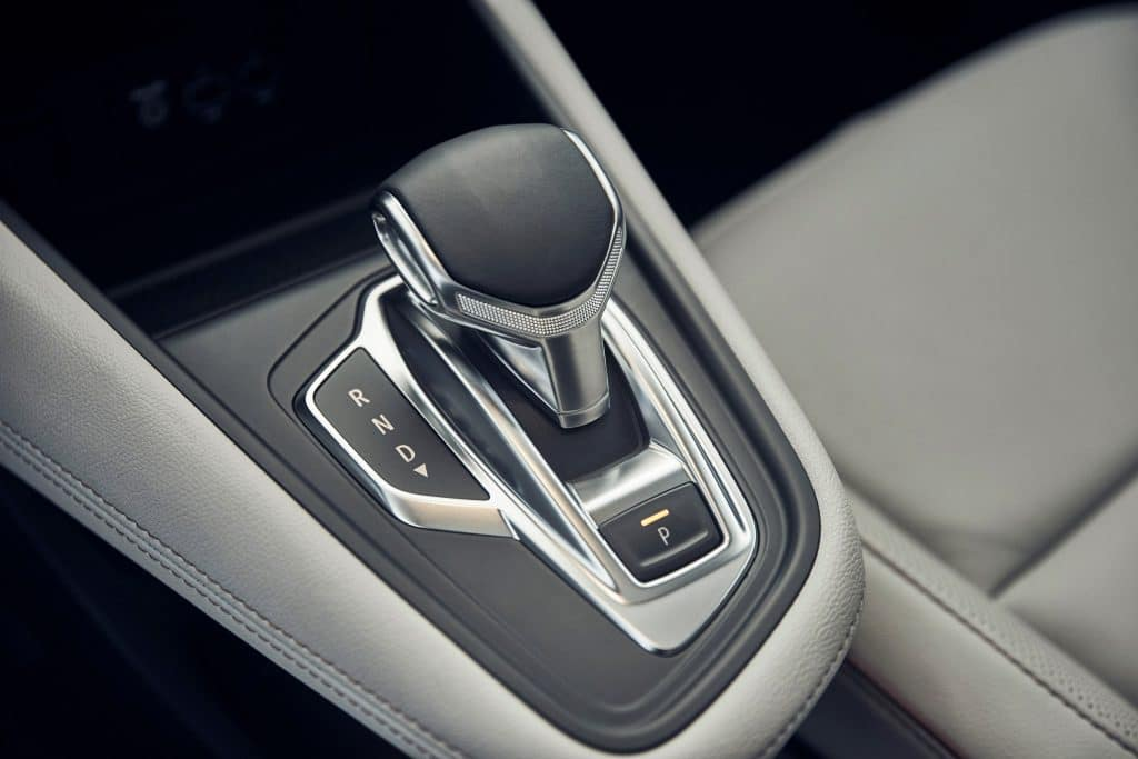 Boîte de vitesses du Renault Captur