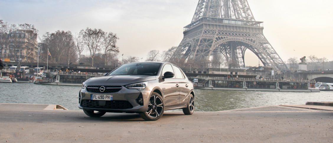 Essai auto de l'Opel Corsa