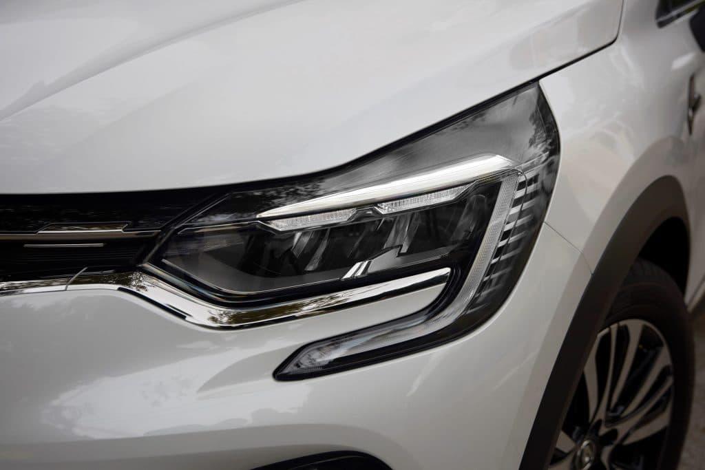 Feux avant du Renault Captur