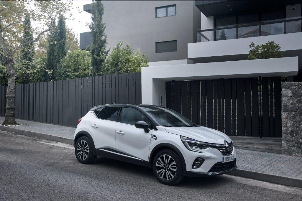 Essai auto du Renault Captur