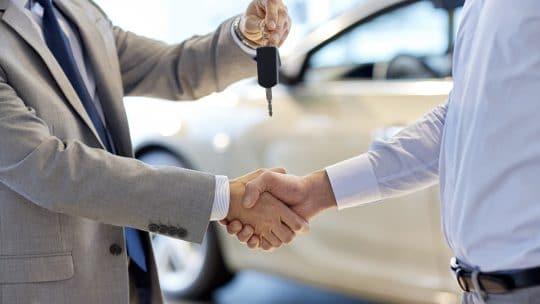 Acheter une voiture en LOA