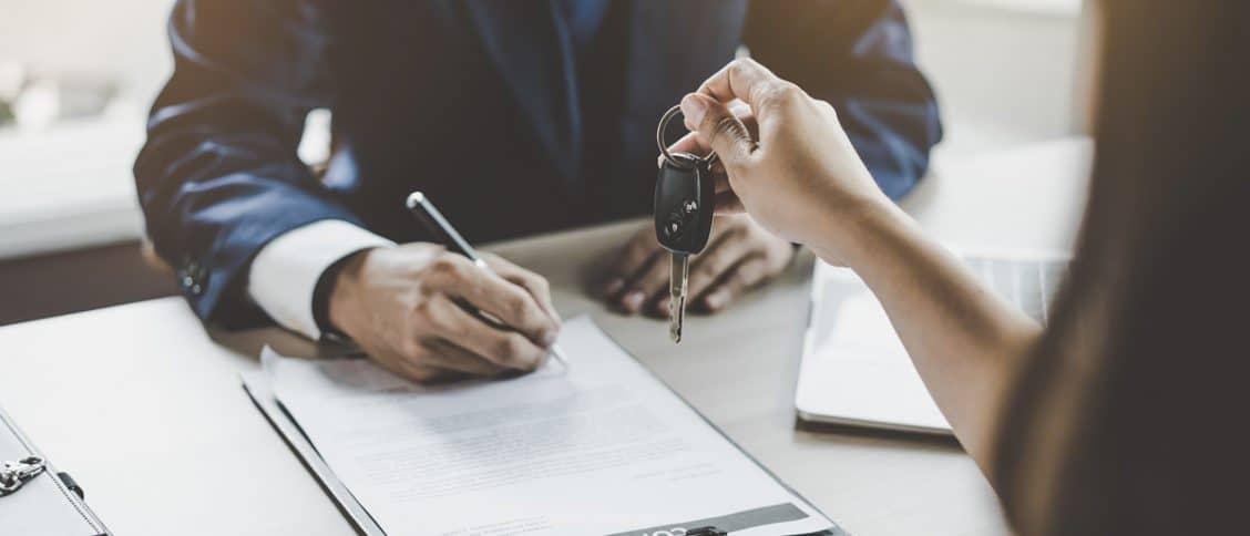 Contrat de mandataire automobile