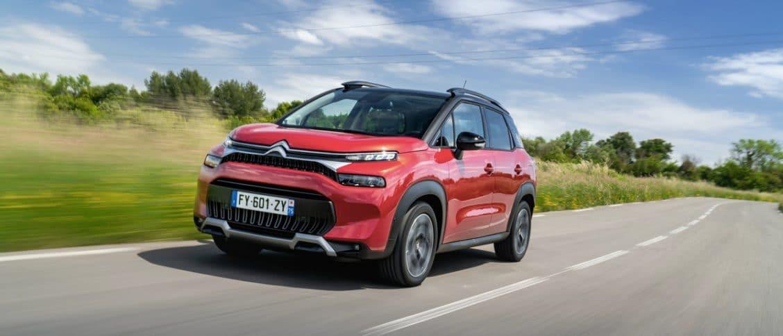 Essai auto du Citroën C3 Aircross